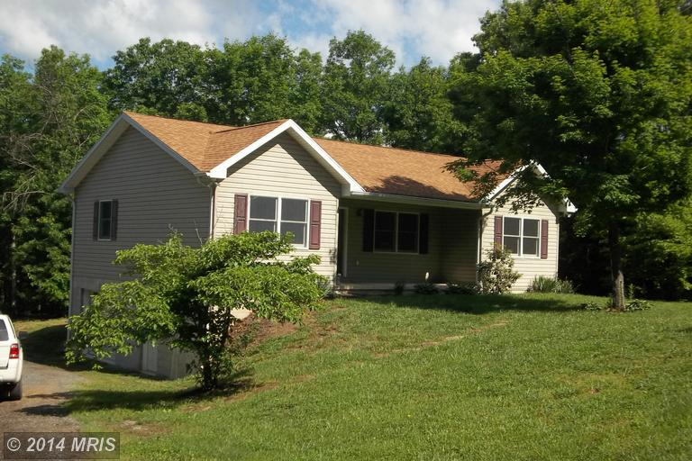 Horseshoe Run Rd, FORT ASHBY, WV 26710