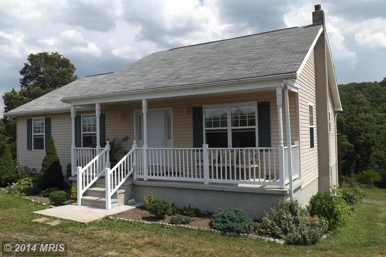 4.7 acres by Keyser, West Virginia for sale