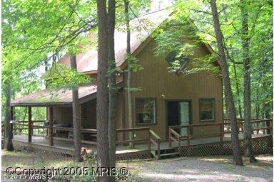 3.56 acres by Keyser, West Virginia for sale