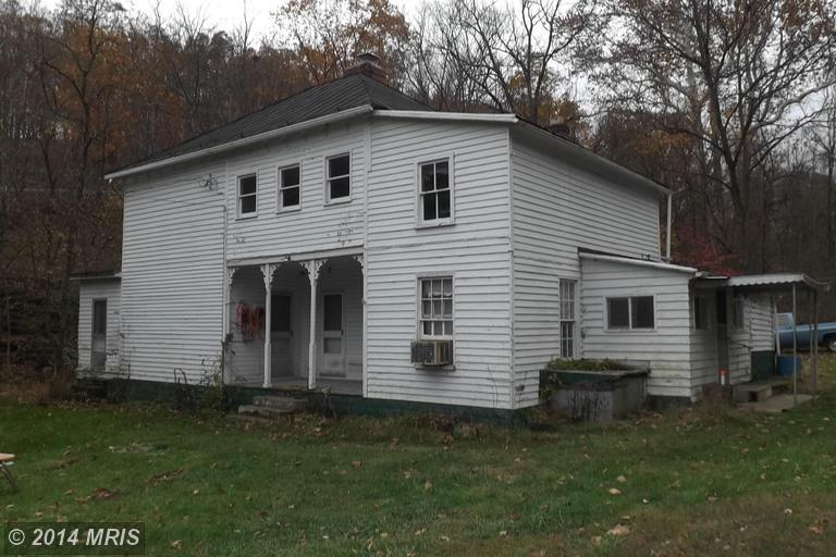 20 acres Burlington, WV