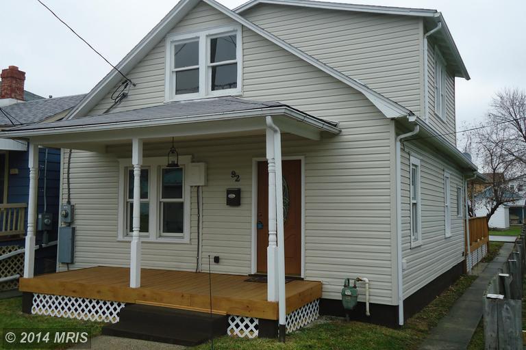 92 Maryland St, Keyser, WV 26726