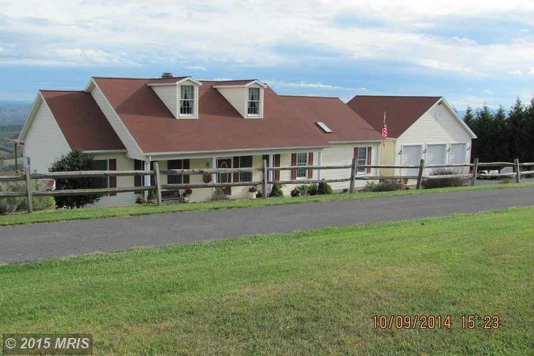 3.84 acres Keyser, WV