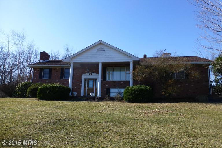 2 acres Fort Ashby, WV