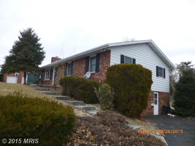 104 Gail St, Fort Ashby, WV 26719