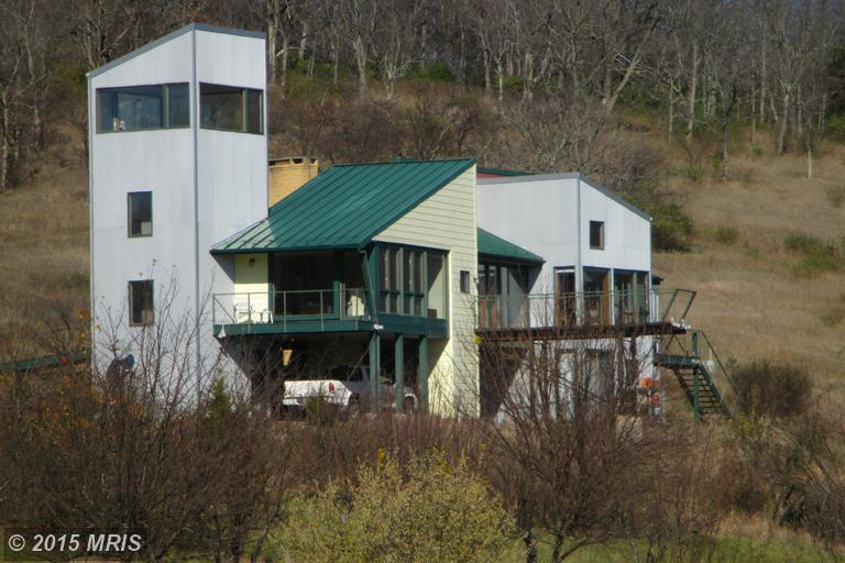 58.2 acres New Creek, WV