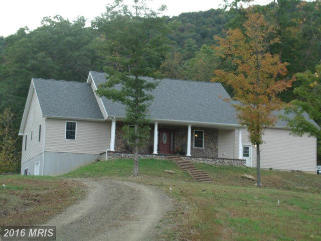 6102 Knobley Rd, Keyser, WV 26726