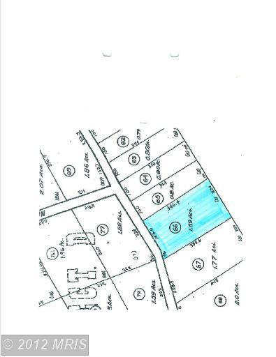 Maverick Rd, Hedgesville, WV 25427