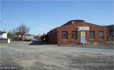 1.42 acres by Berkeley Springs, West Virginia for sale
