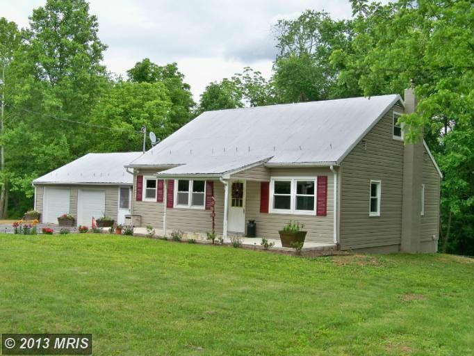 283 EARL WEBER ROAD, BERKELEY SPRINGS, WV 25411