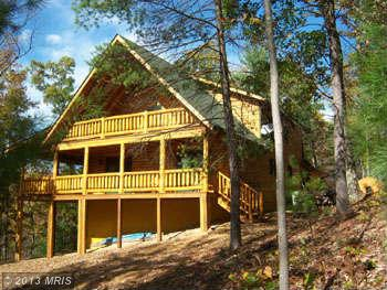 341 CUBBY HOLE LANE, BERKELEY SPRINGS, WV 25411
