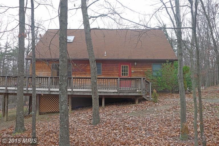 246 GIVENS LANE, BERKELEY SPRINGS, WV 25411