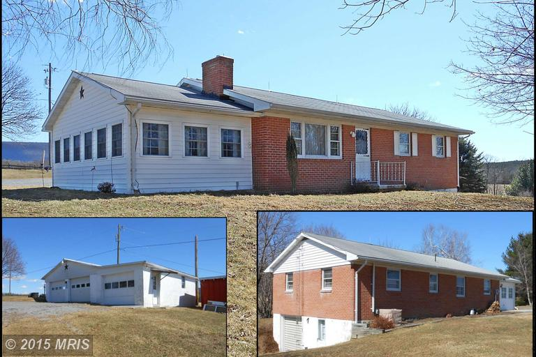 1703 Spriggs Rd, Berkeley Springs, WV 25411
