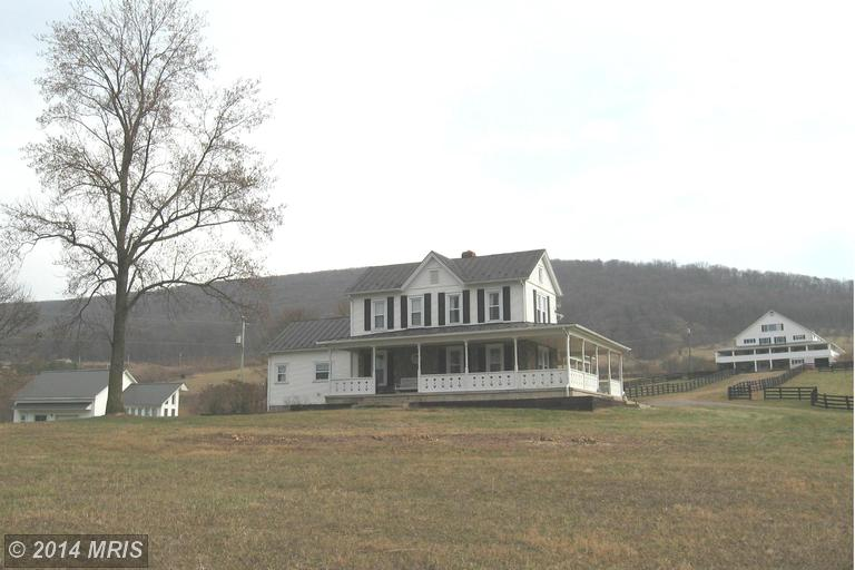 68.17 acres Paw Paw, WV