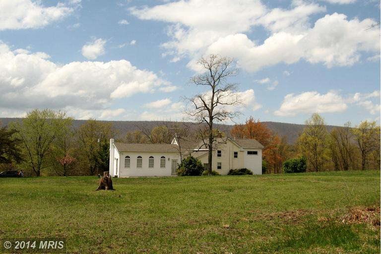 83.08 acres by Berkeley Springs, West Virginia for sale