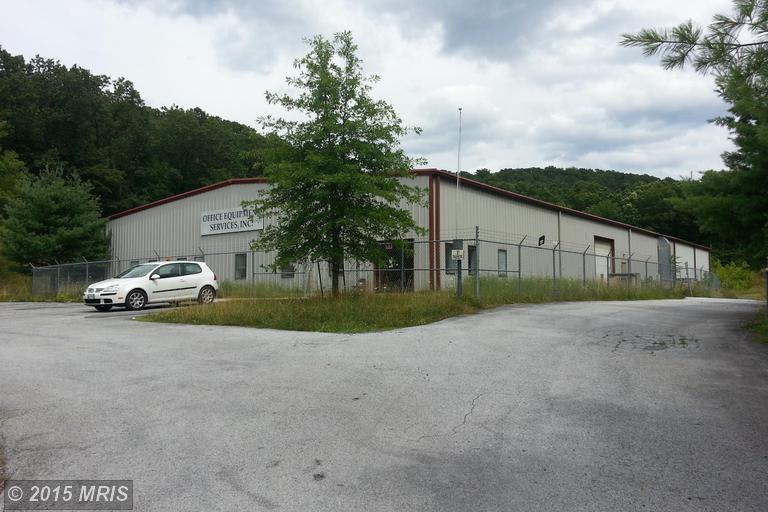 350 Bevans Industrial Ln, Paw Paw, WV 25434