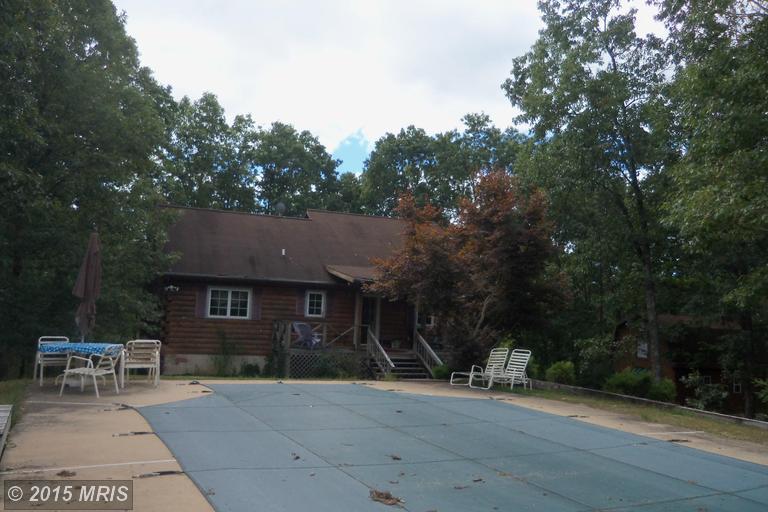 12.32 acres by Berkeley Springs, West Virginia for sale