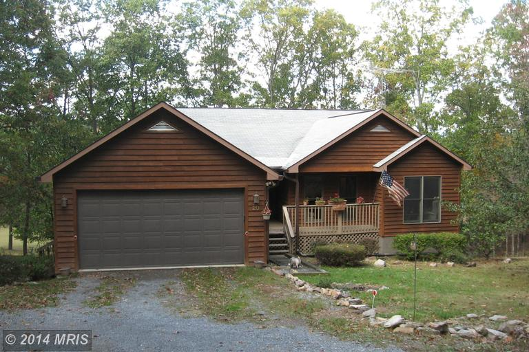 20 Buffalo Run Trl, Berkeley Springs, WV 25411