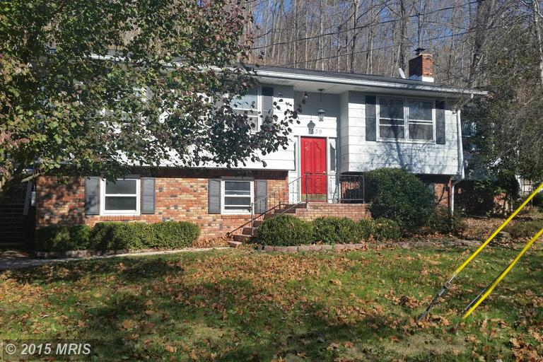 7539 Martinsburg Rd, Berkeley Springs, WV 25411
