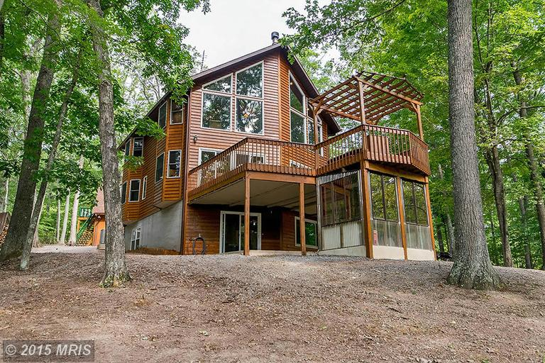 6.64 acres Great Cacapon, WV