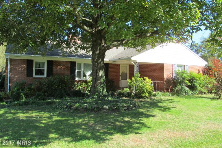 163 Red Hill Rd, Orange, VA 22960