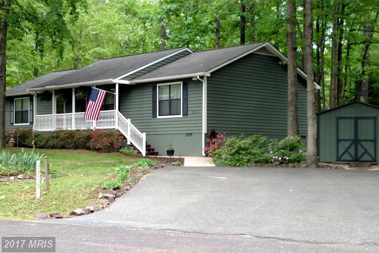 311 Happy Creek Rd, Locust Grove, VA 22508