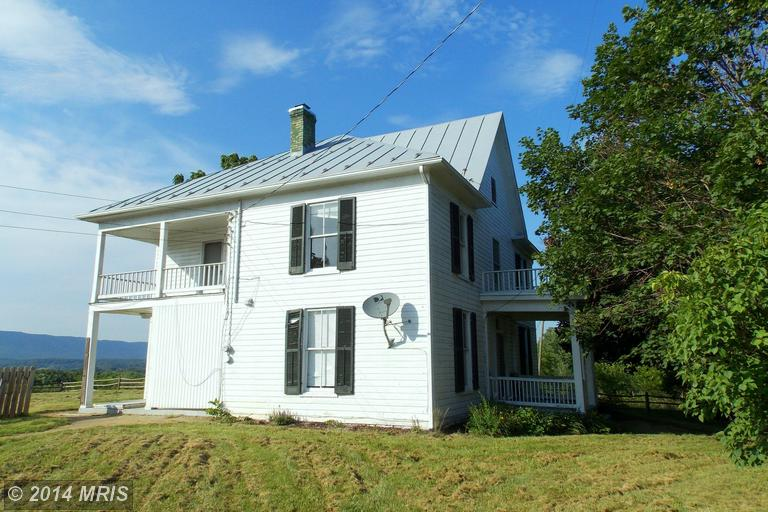 Image of Residential for Sale near Luray, Virginia, in Page county: 86.70 acres