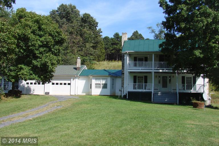 Image of Residential for Sale near Rileyville, Virginia, in Page county: 12.16 acres