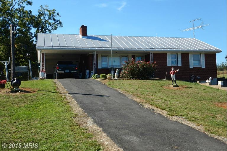Image of Residential for Sale near Rileyville, Virginia, in Page county: 41.32 acres