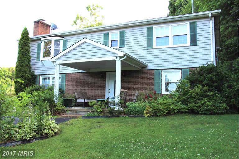432 Sunnyview Dr, Rileyville, VA 22650