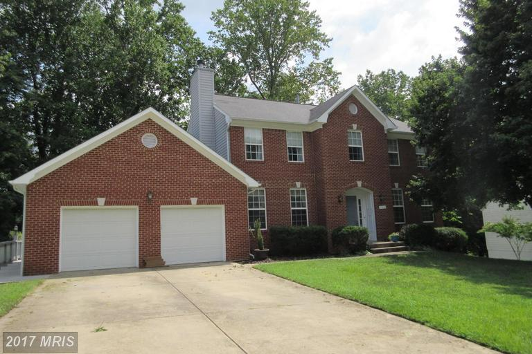 7407 OLD CHAPEL DRIVE, Bowie, Maryland
