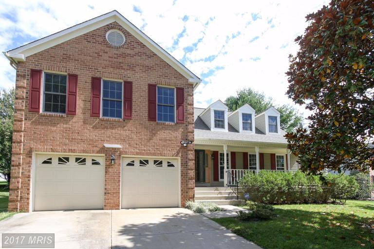10314 SEA PINES DRIVE, Bowie, Maryland