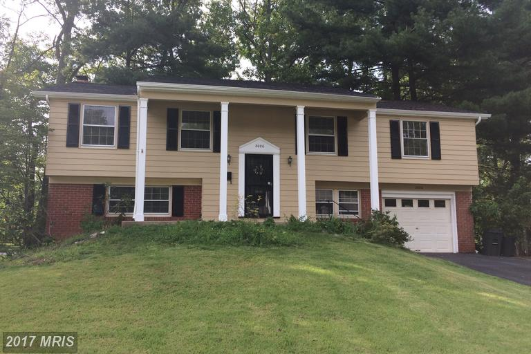 2000 ALBAN LANE, Bowie, Maryland