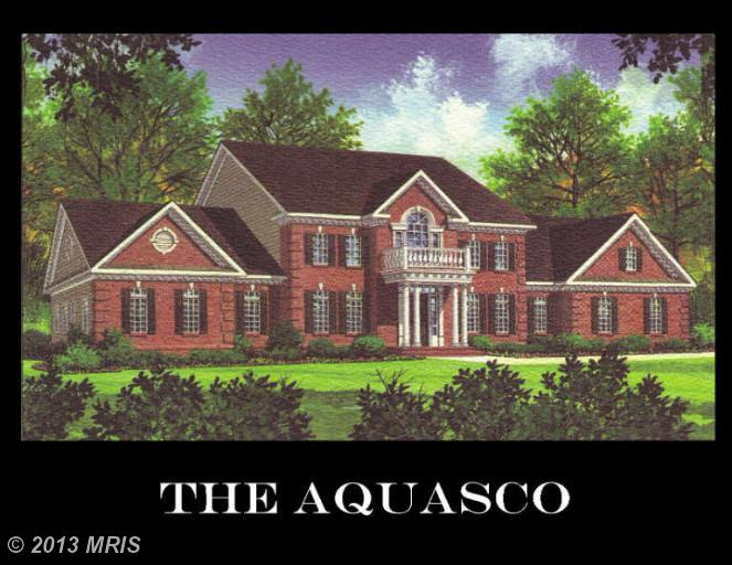 3.72 acres in Aquasco, Maryland
