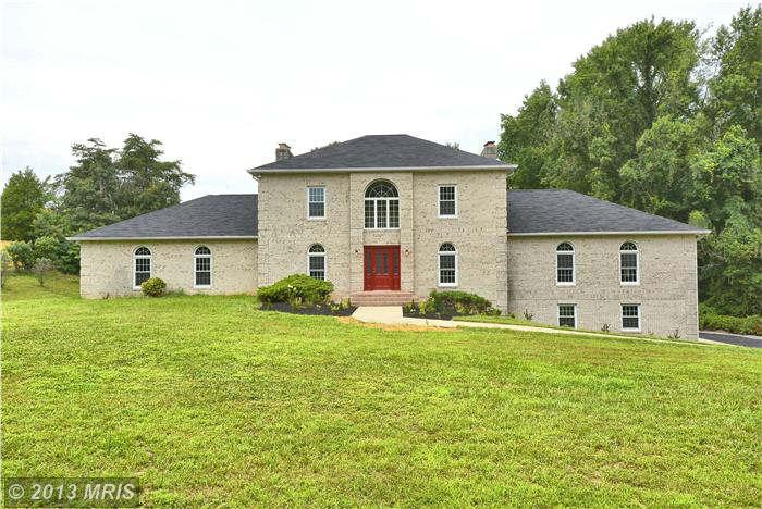 9 acres in Brandywine, Maryland