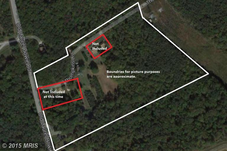 12.56 acres Bowie, MD