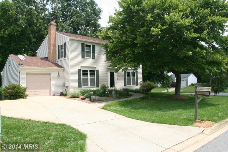 One of Mitchellville 4 Bedroom Homes for Sale