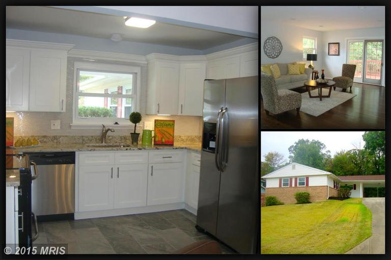 13325 QUEENS LANE, one of homes for sale in Fort Washington