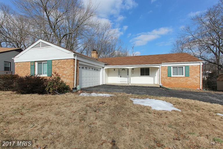 8606 IMPERIAL DRIVE, Laurel, Maryland