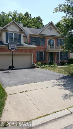 7815 AYLESFORD LANE, Laurel, Maryland