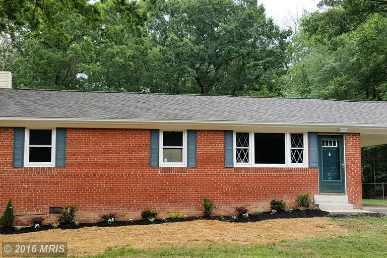 13816 TOWER ROAD, Brandywine in PRINCE GEORGES County, MD 20613 Home for Sale