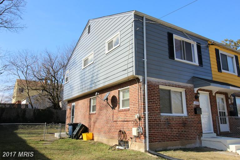 2311 Lakewood St, Suitland, MD 20746