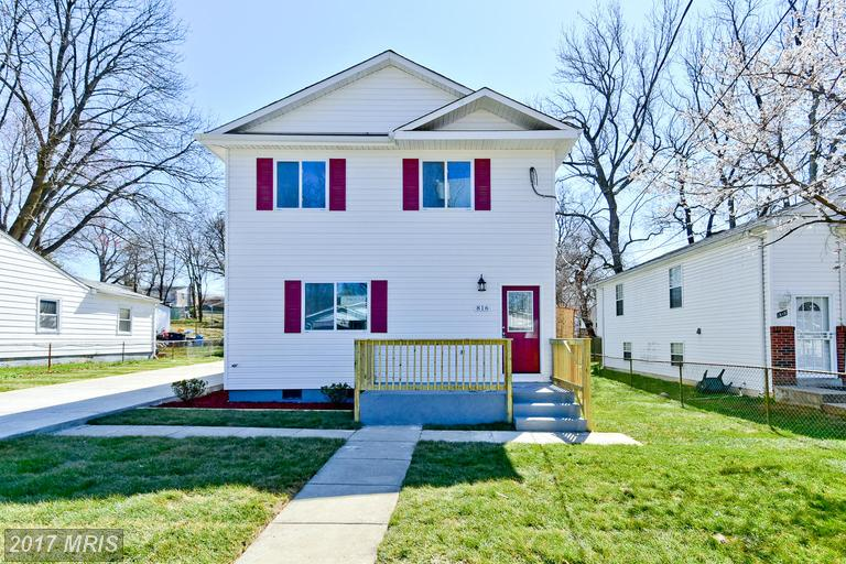 816 Drum Ave, Capitol Heights, MD 20743