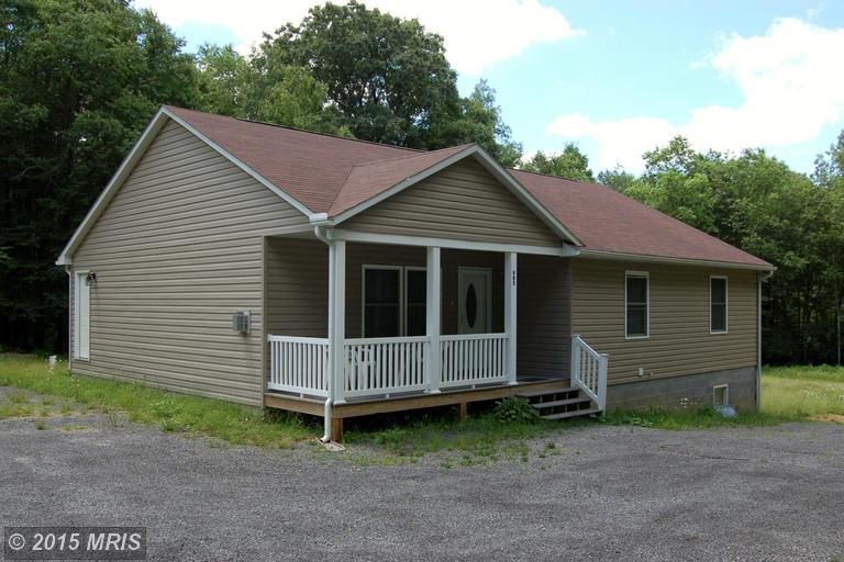 4 acres Bruceton Mills, WV