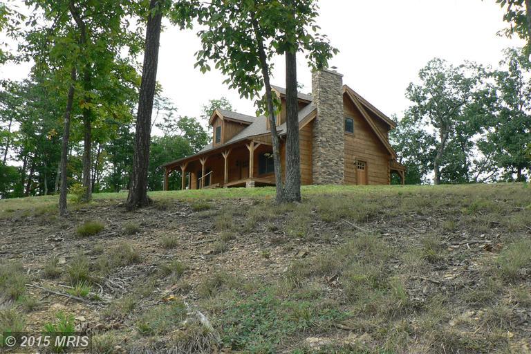 7.82 acres Fort Seybert, WV