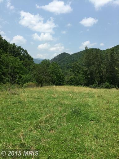 18 acres Franklin, WV