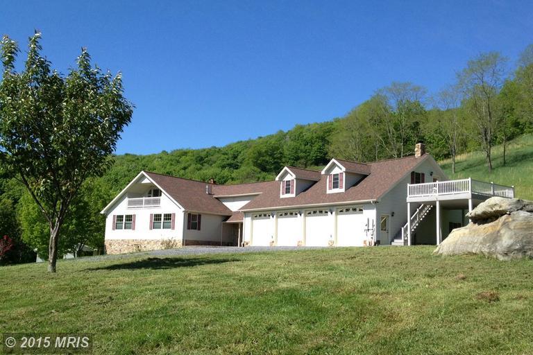 14 acres Riverton, WV