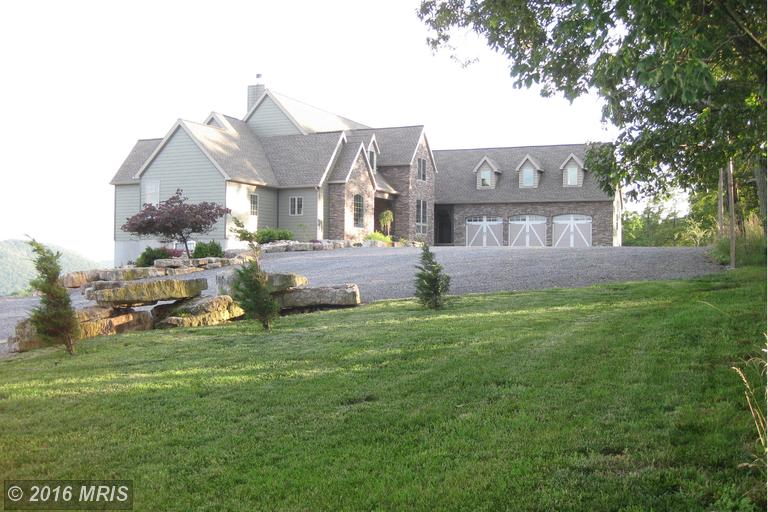 595 Ledge Stone Ln, Franklin, WV 26807
