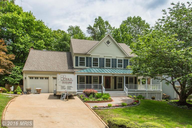 5101 WILLOW OAK PLACE, Montclair, Virginia