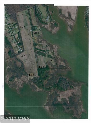 284.74 acres in Stevensville, Maryland