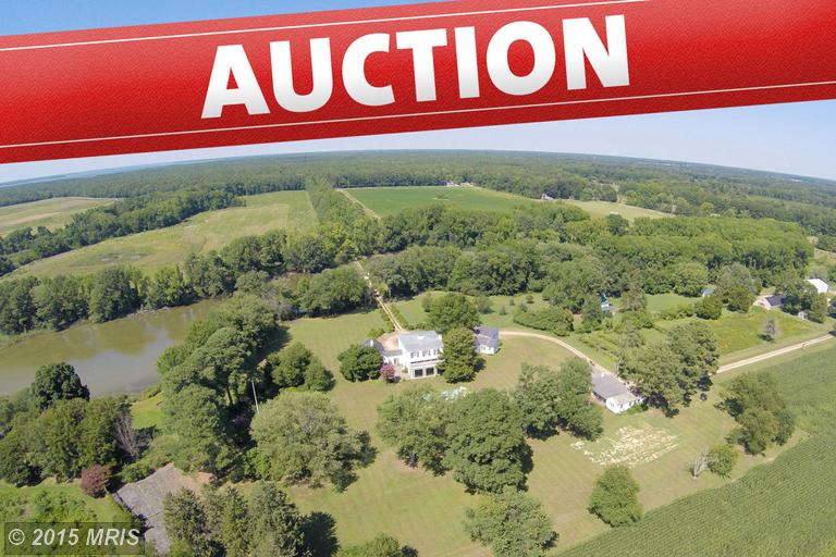 819.79 acres in Grasonville, Maryland